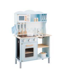 """Kinderküche """"Modern"""" aus Holz mit Funktion"""