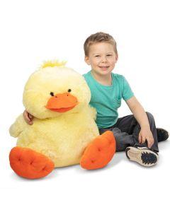 Riesen-Kuscheltier Ente