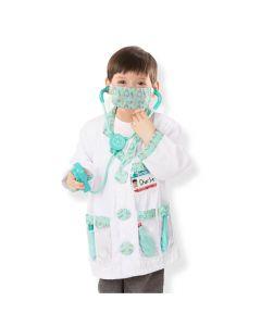 Arztkittel für Kinder mit Zubehör