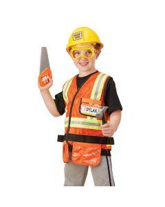 Kostüm Bauarbeiter