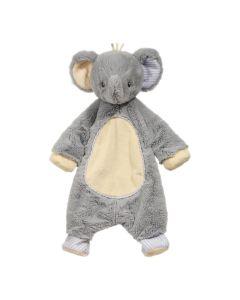 Schmuse-Elefant aus Plüsch