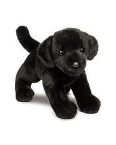 Plüsch Labrador Welpe in Schwarz