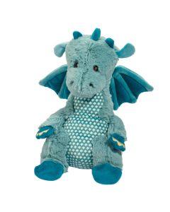 Dragon Plumpie Baby Kuscheltier Drache blau 28 cm
