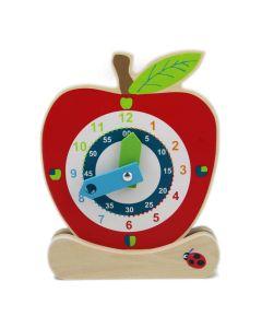 """Egmont Toys Lernuhr """"Apfel"""""""