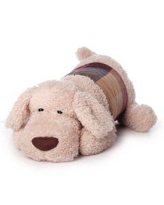 Plüsch-Hund Kuschelkissen 65 cm groß