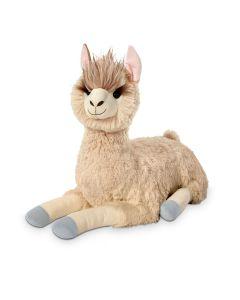 Lama Plüschtier groß sitzend
