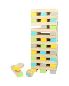 Holzturm-Spiel extragroß