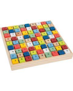 "Buntes Sudoku ""Educate"""