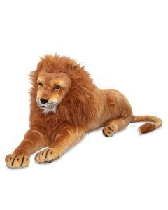 Plüschtier Löwe groß