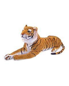 Stofftier Tiger im XXL-Format