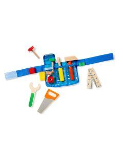 """Werkzeuggürtel """"Deluxe"""" mit Spiel-Werkzeug"""