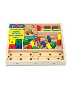 Konstruktionsbaukasten für Kinder ab 4 Jahren aus Holz