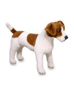 stehender Plüsch-Jack Russel Terrier