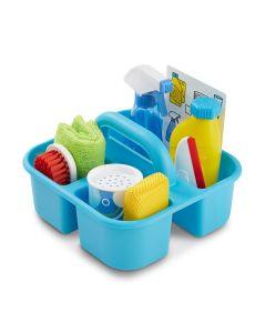 Reinigungs-Set in Tragebox