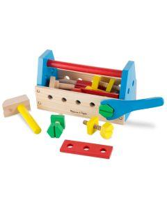 Werkzeugkasten mit Zubehör 24 Teile