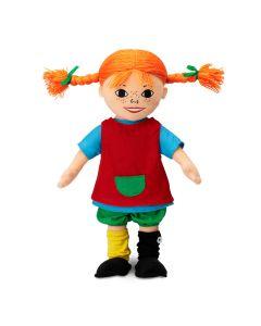 Pippi Langstrumpf Puppe, 40 cm groß