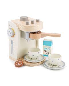 Holzspielzeug-Kaffeemaschine