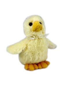Plüsch Küken Osterküken Ente 14 cm gelb