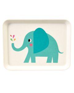 """Bambus-Tablett Elefant """"Elvis"""""""
