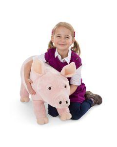 Plüsch Schwein XXL Kuscheltier 76 cm groß
