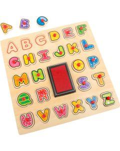 ABC Stempel und Puzzle
