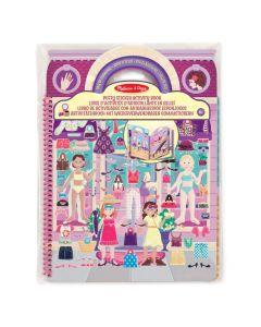 Stickerbuch Mode-Welt