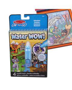 Water Wow Malbuch Abenteuer